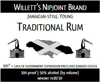 Traditional Rum