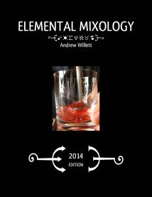 Elemental Mixology 2014 cover (front)