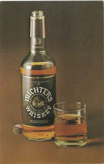 Michter's Original Sour Mash Whiskey Bottle
