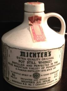 Michter's Original Sour Mash Whiskey Jug