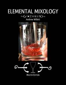 Elemental Mixology Master Edition front cover (2014-07-14)