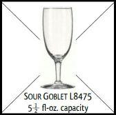 Sour Goblet L8475