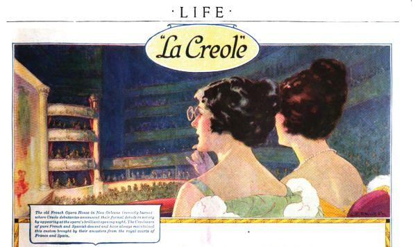Life - 1920 - La Creole