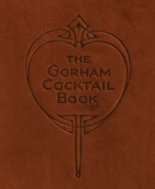 Gorham Cocktail Book