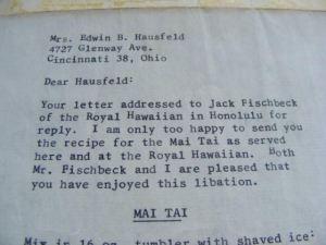 Bergeron - 1956 letter detail 002