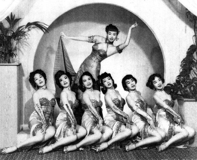 Mai Tai Sing and the Forbidden City Dancers
