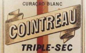 Cointreau Curaçao Blanc Triple-sec detail